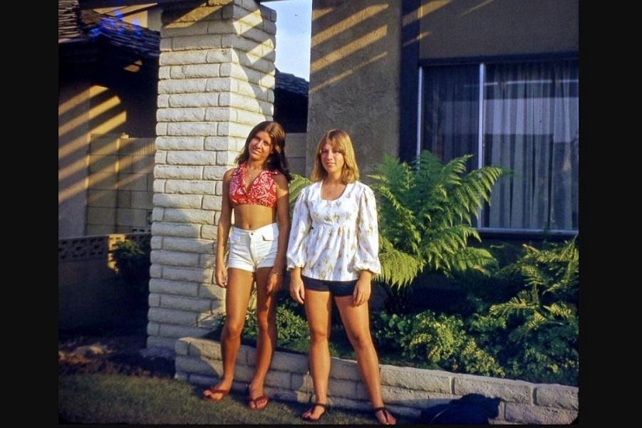 Модные стили девочек-подростков 1970-х годов 1.JPG