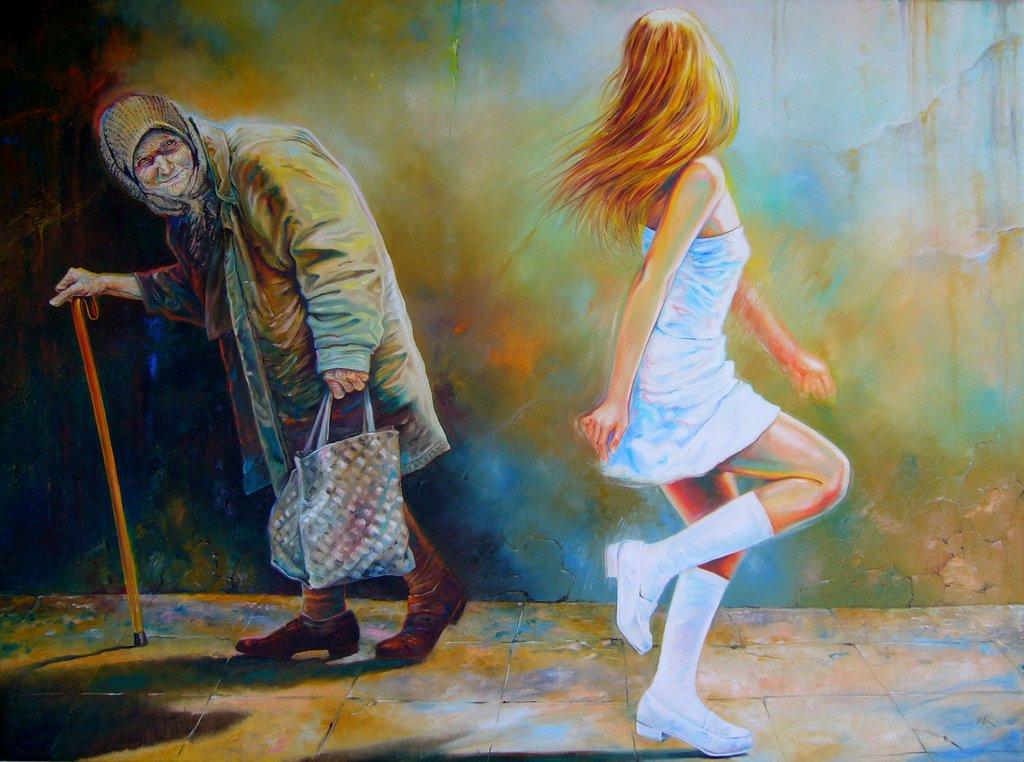 Польские девы в живописи Куклинского (6).jpg