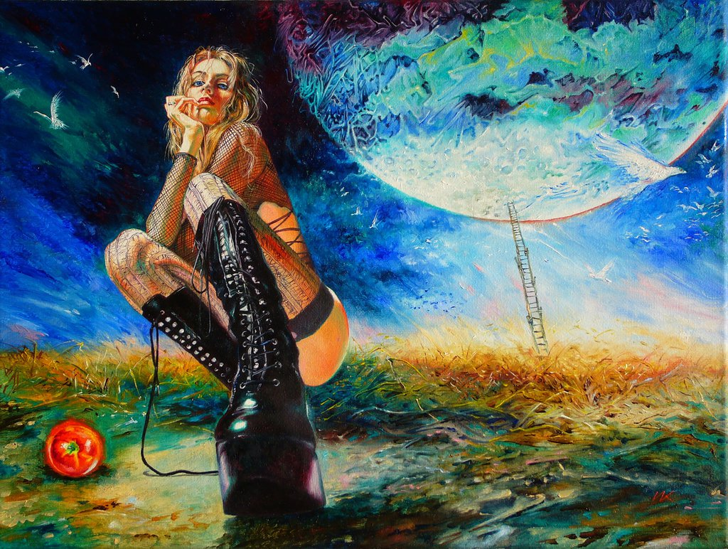 Польские девы в живописи Куклинского (7).jpg