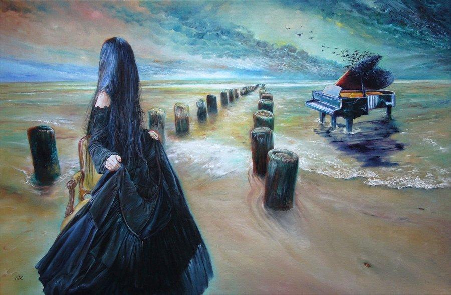 Польские девы в живописи Куклинского (17).jpg