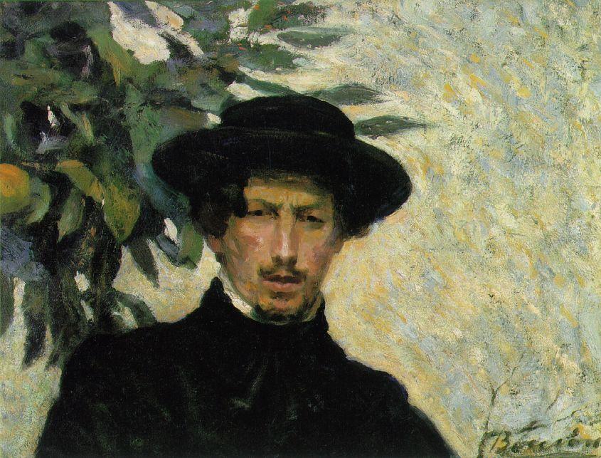 Автопортрет 1905 г.