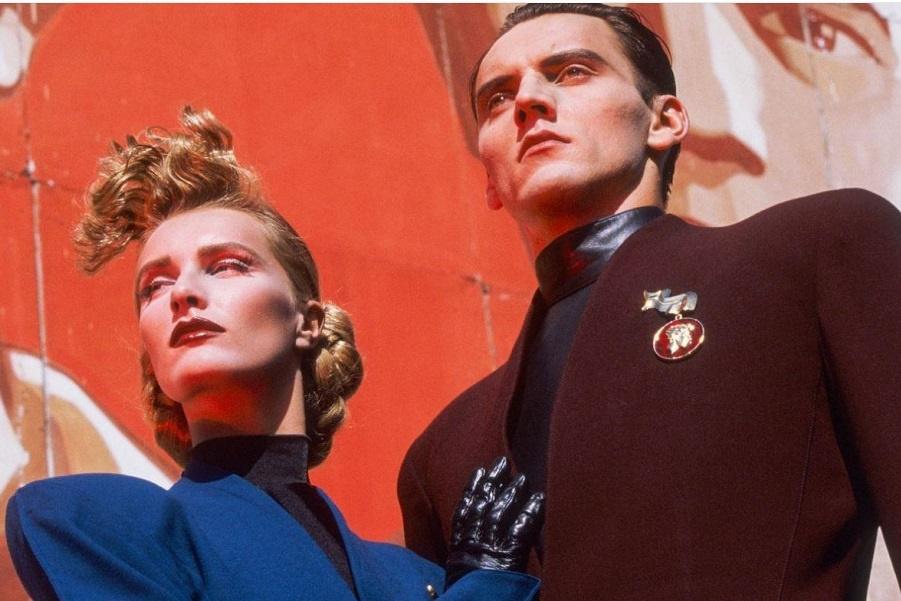 Модная фотосессия Тьерри Мюглера 1980-х (13).JPG