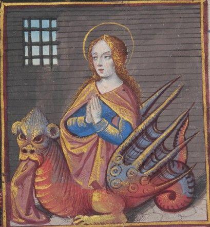Как разделалась с драконом святая Маргарита 1be5a951917571f20dd6f1a4037051a4.jpg