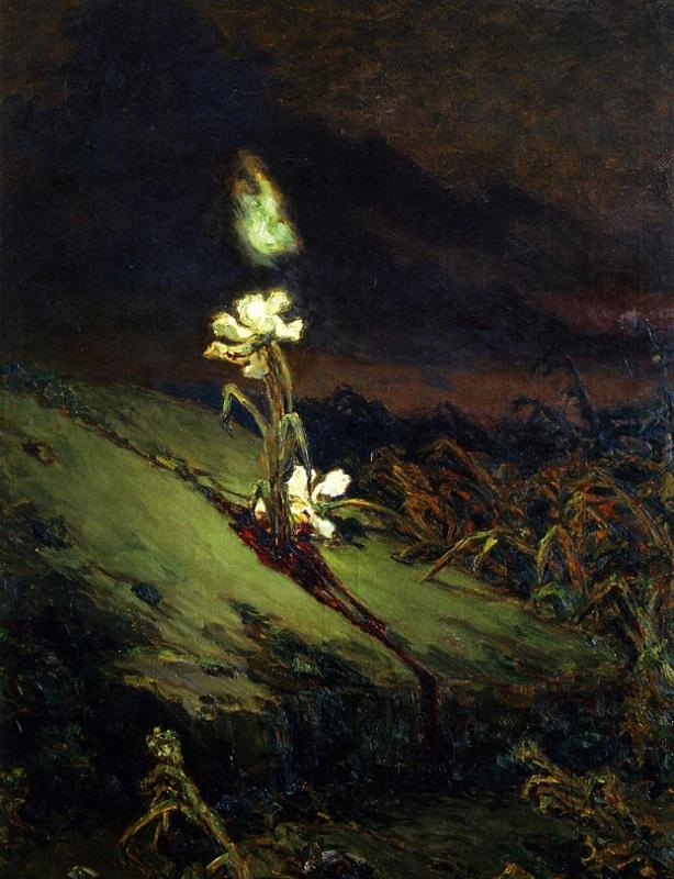 Могила самоубийцы. Вильгельм Александрович Котарбинский. 1901.jpg