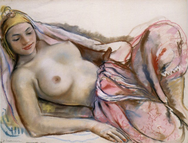 Серебрякова, мастер обнаженных женских натур   (8).jpg