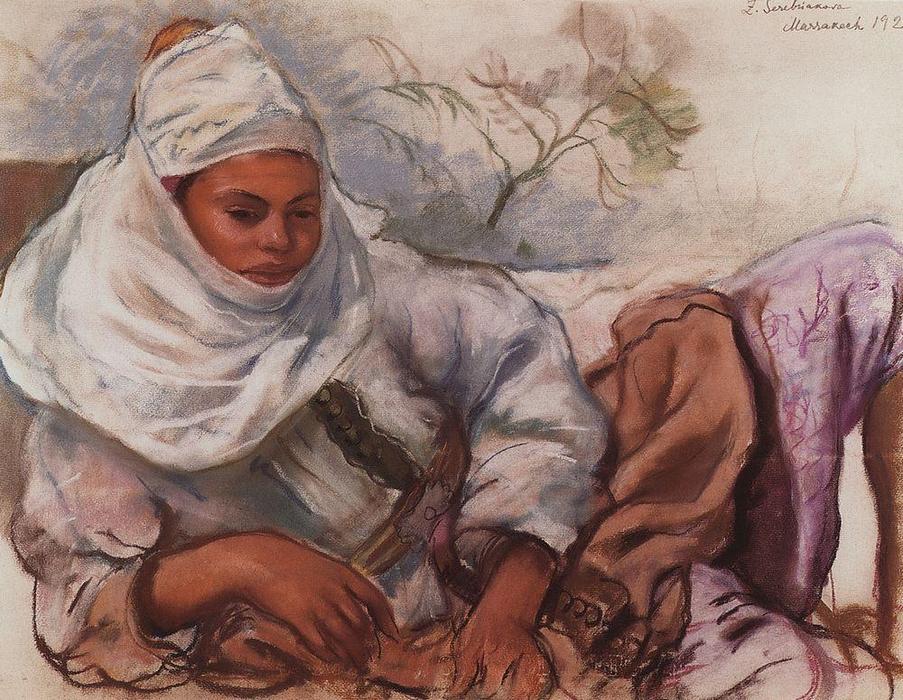 Серебрякова, мастер обнаженных женских натур   (15).jpg