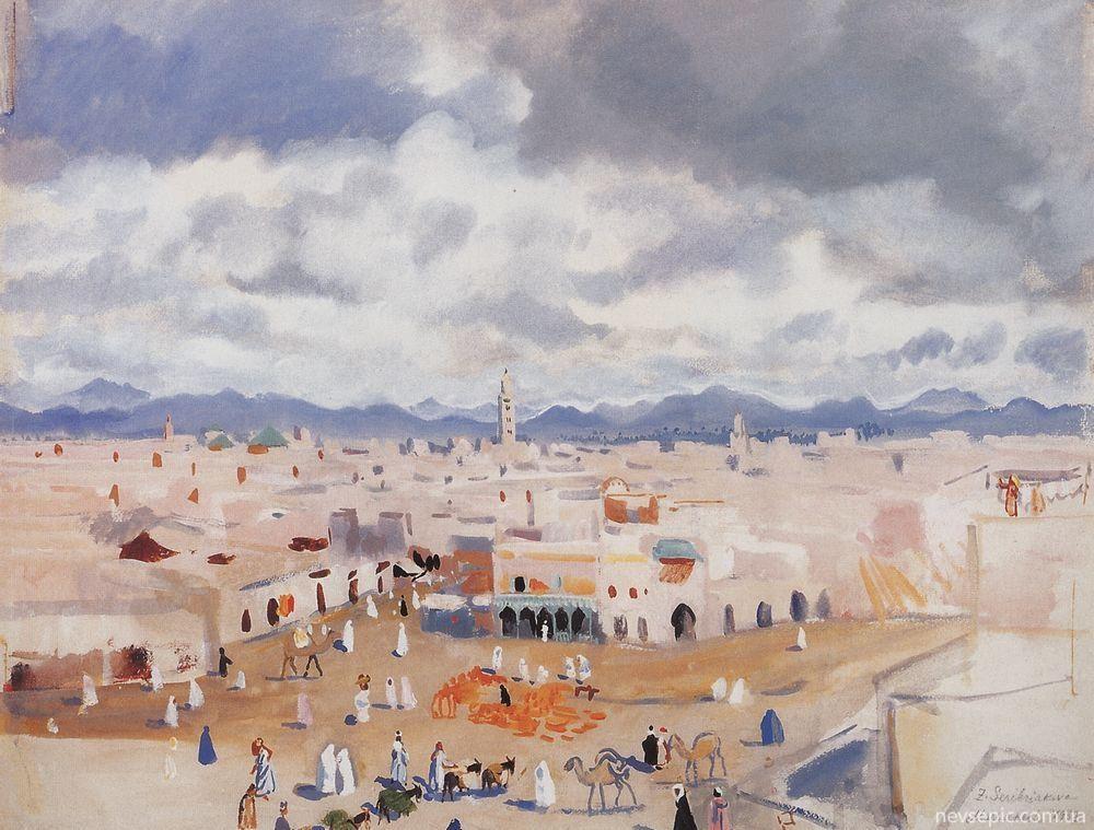 Марокко. Марракеш. 1932.jpg