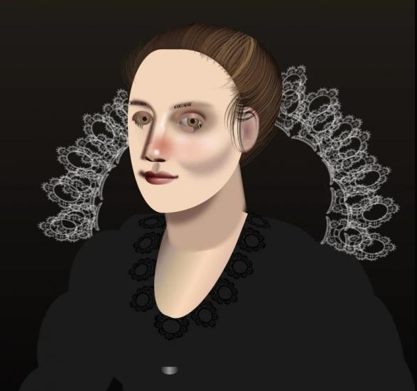 UI-инженер Диана Смит создает портреты в фламандском стиле  (3).JPG