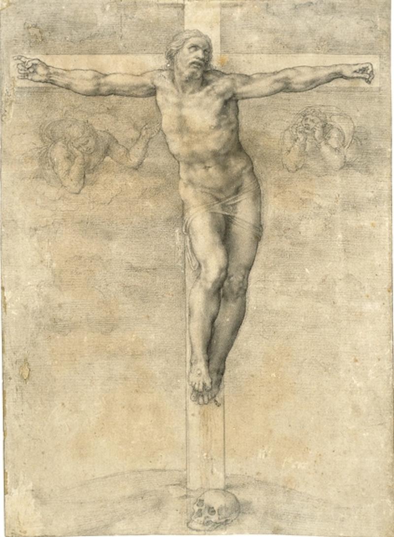 Распятие для Колонна, Микеланджело.jpg