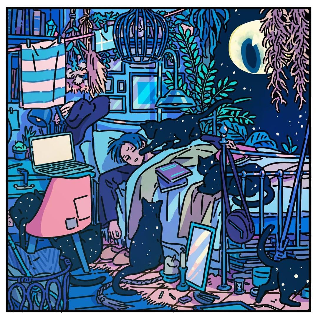Японский иллюстратор Аканэ Мальбени  (17).jpg