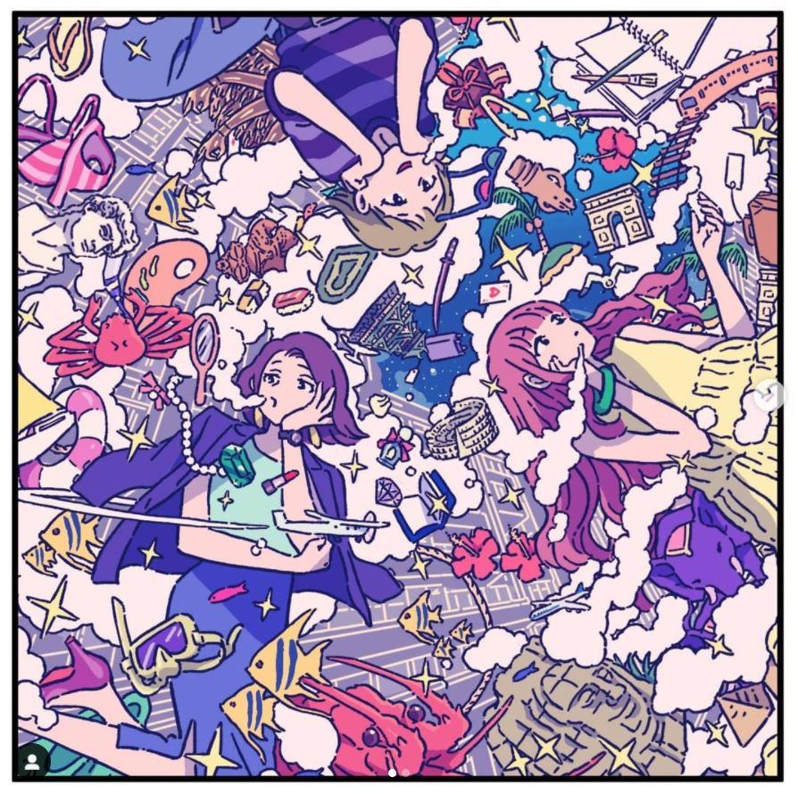 Японский иллюстратор Аканэ Мальбени  (2).jpg