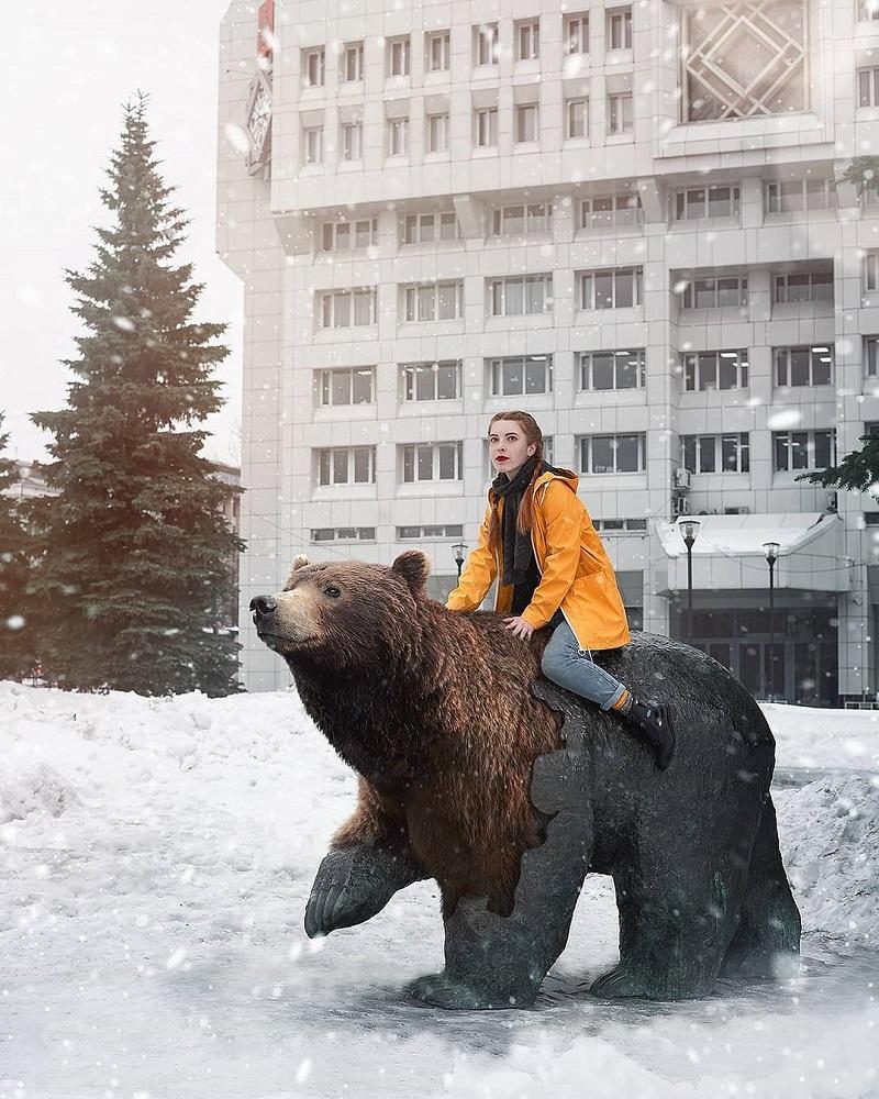 Россиянка Александра Чертулова и ее сюрреалистические автопортреты (7).jpg