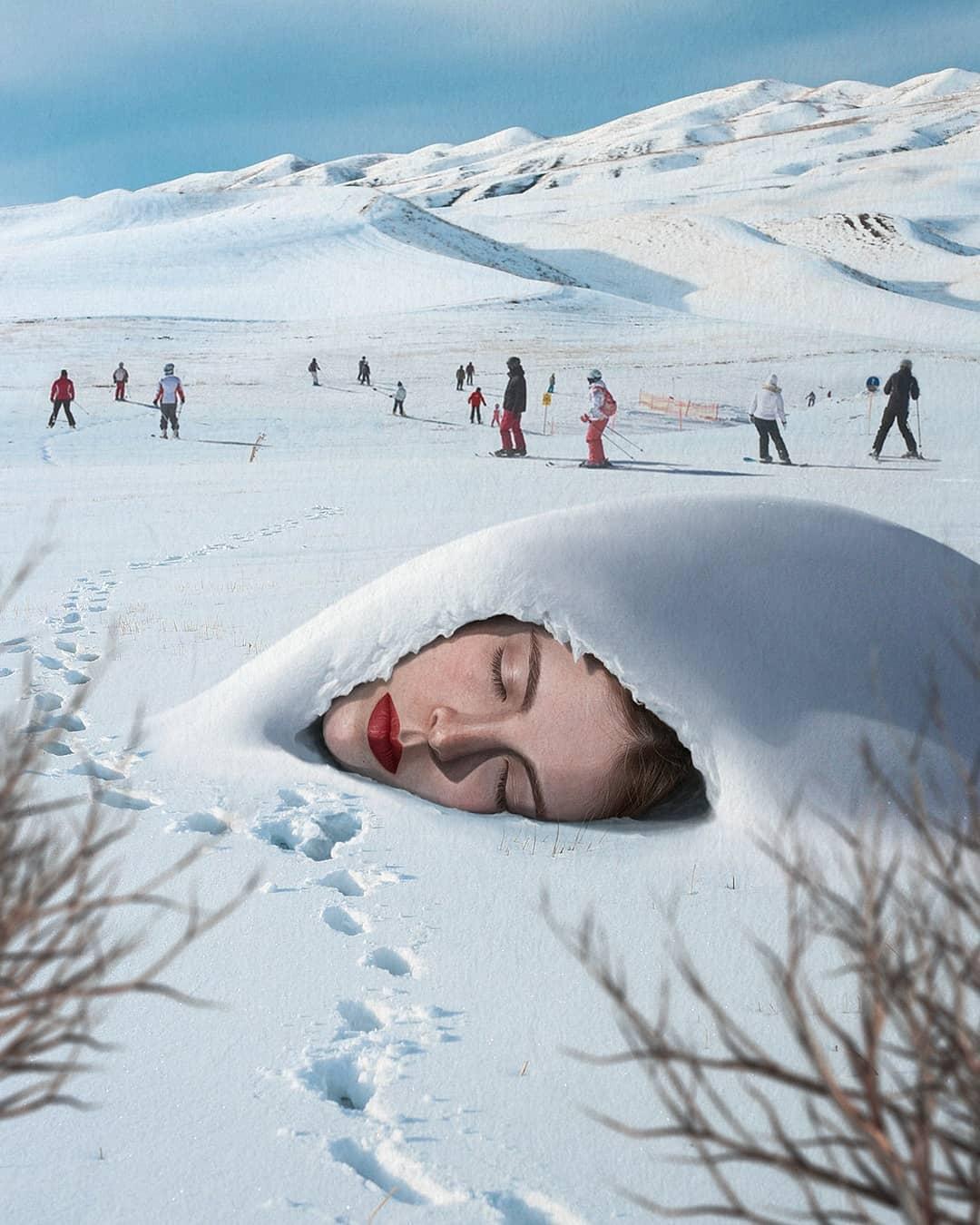 Россиянка Александра Чертулова и ее сюрреалистические автопортреты (17).jpg