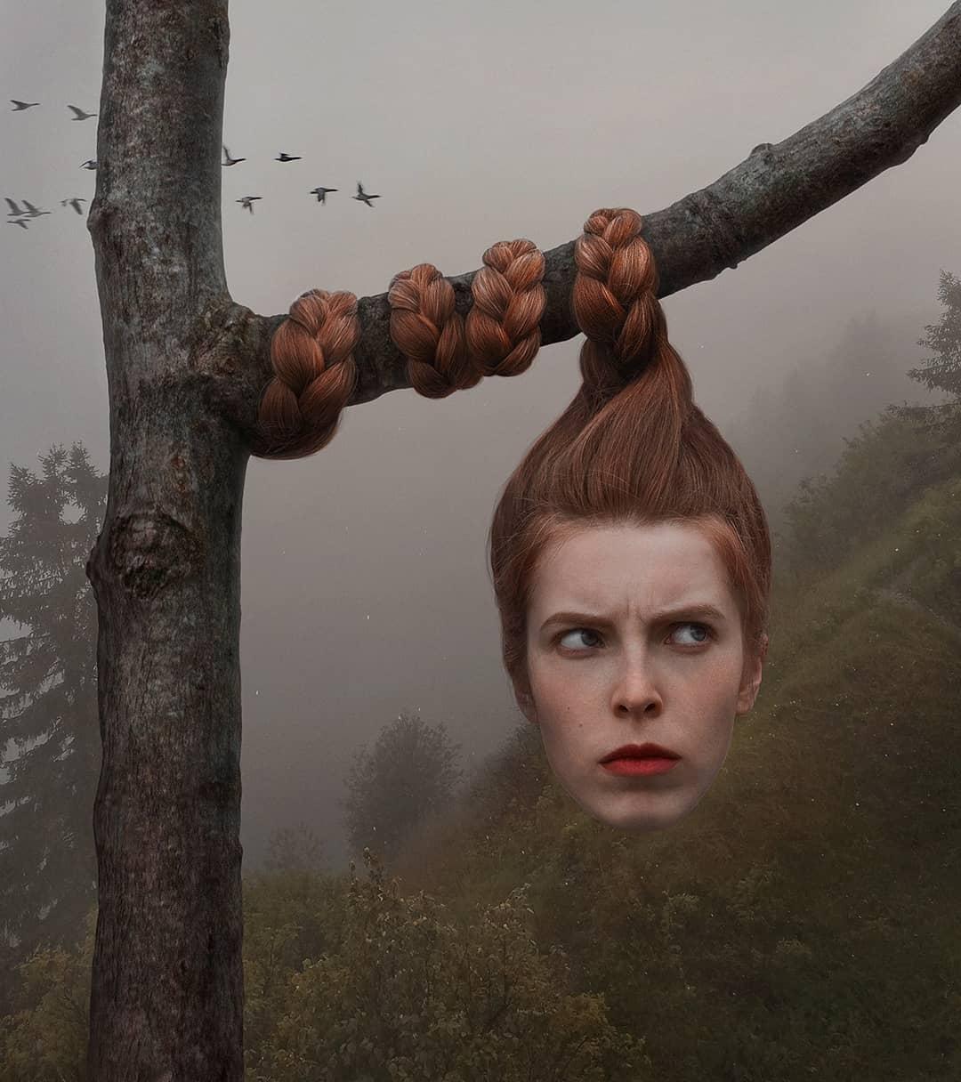 Россиянка Александра Чертулова и ее сюрреалистические автопортреты (18).jpg