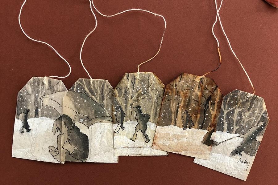 Акварельные картины Руби Силвиус (10).jpg