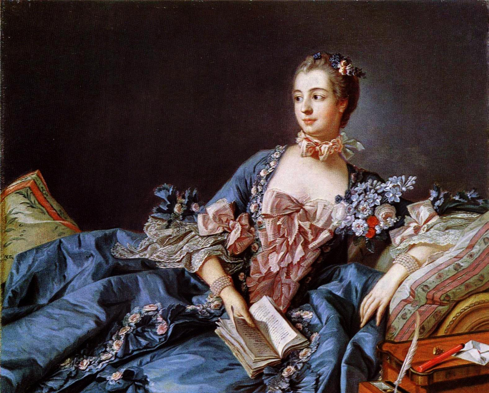 мадам де Помпадур..jpg