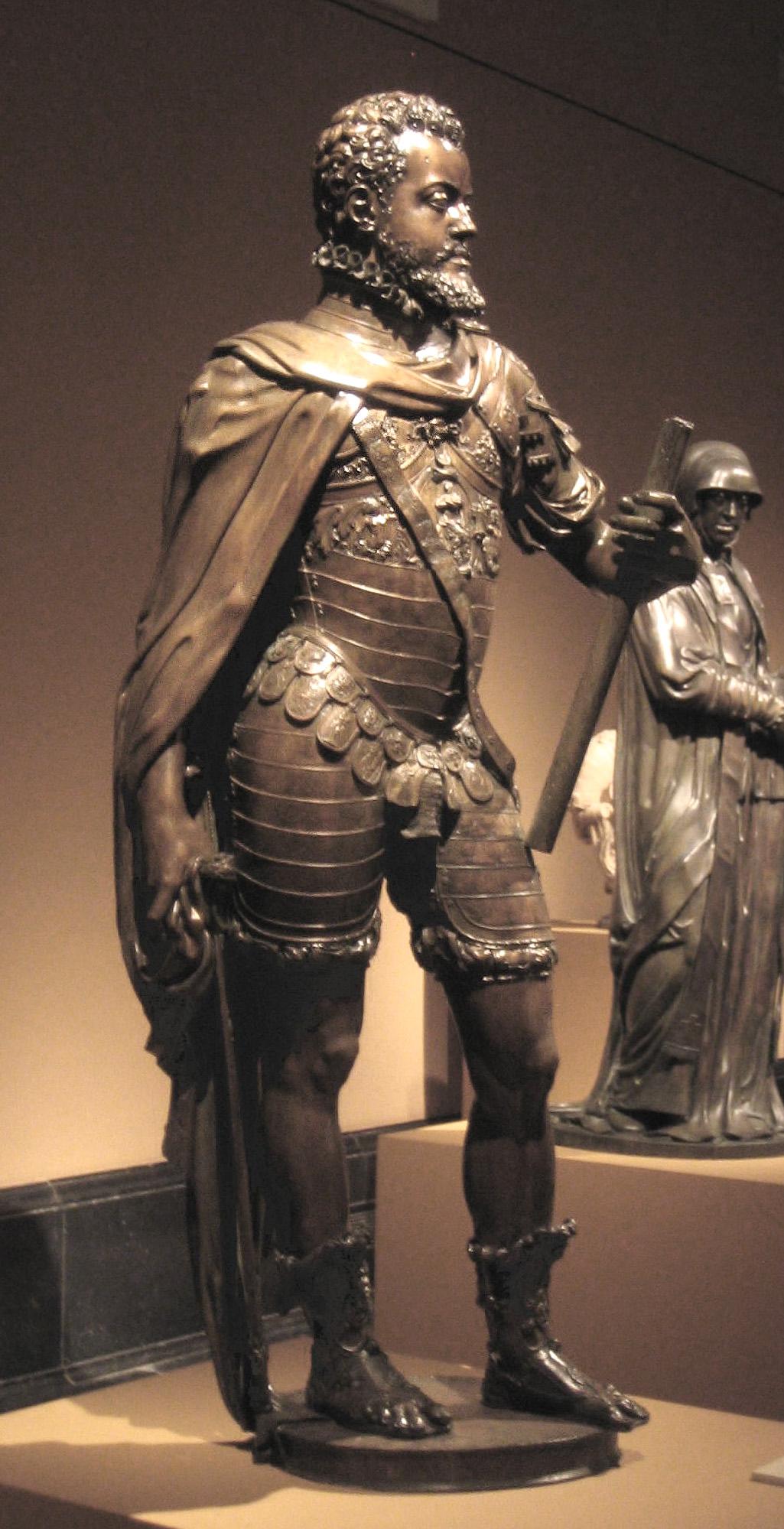 Статуя короля Испании Филиппа II.jpg