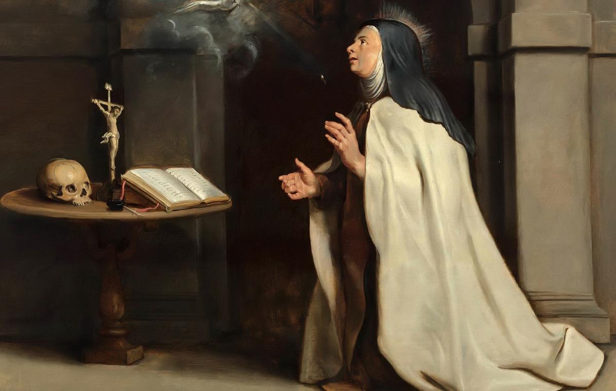 Питер Пауль Рубенс, Святая Тереза из Авилы.png