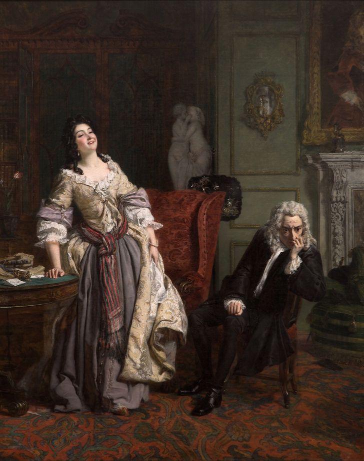 Мэри Уортли Монтегю , картина Уильям Фрайт.jpg