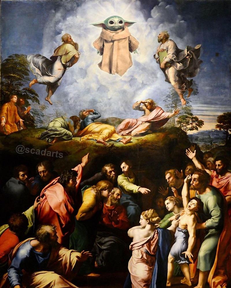 Иконы «Звездных Войн» в образах эпохи Возрождения  (13).jpg