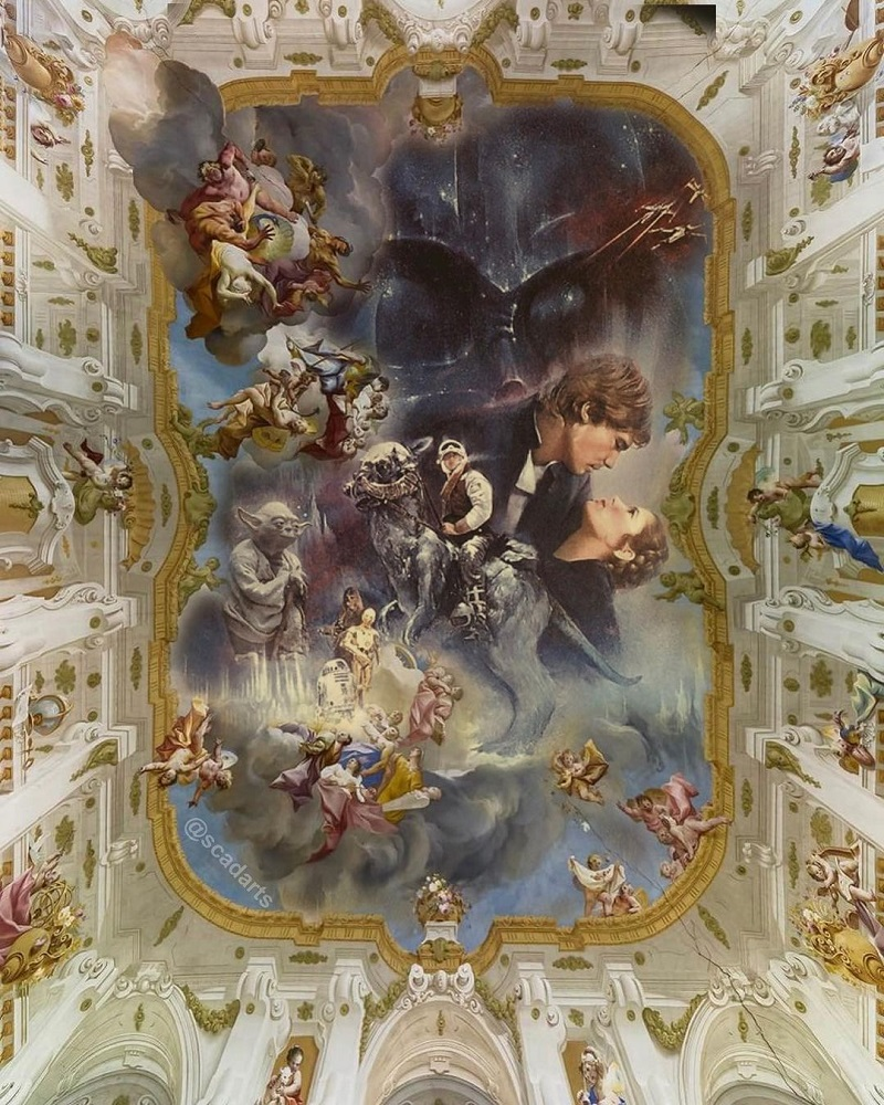 Иконы «Звездных Войн» в образах эпохи Возрождения  (16).jpg