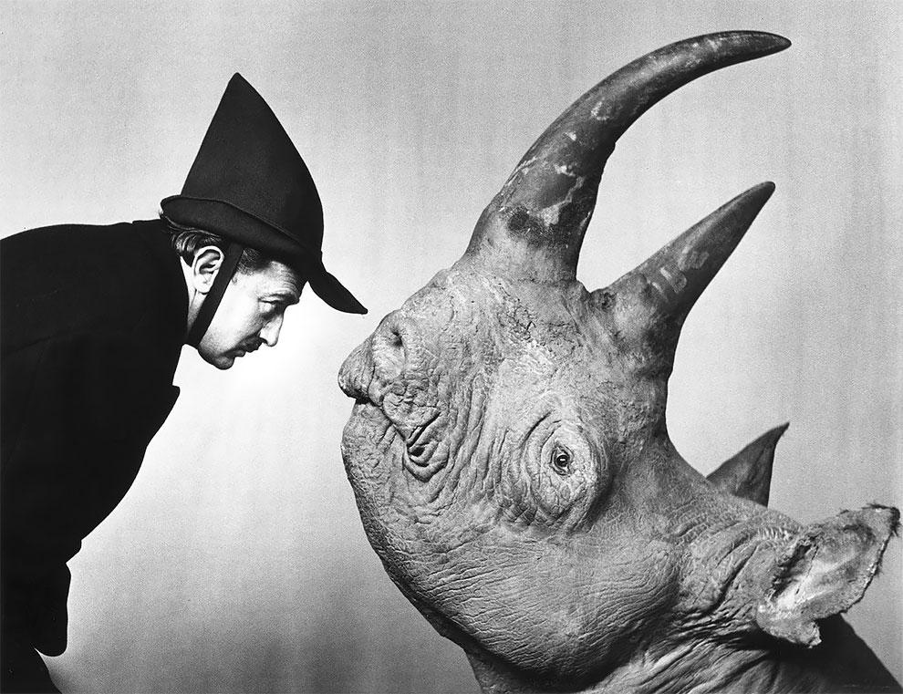 Знаменитости от гения портретной фотографии Филиппа Халсмана (4).jpg