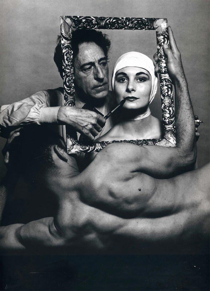 Знаменитости от гения портретной фотографии Филиппа Халсмана (13).jpg