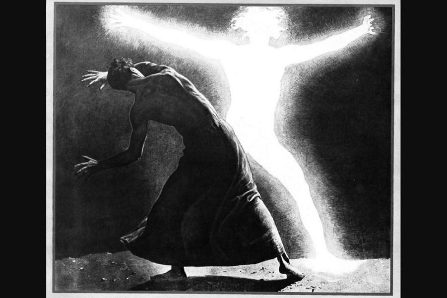 Саша Шнайдер (1870-1927), немецкий художник-символист  (3).JPG