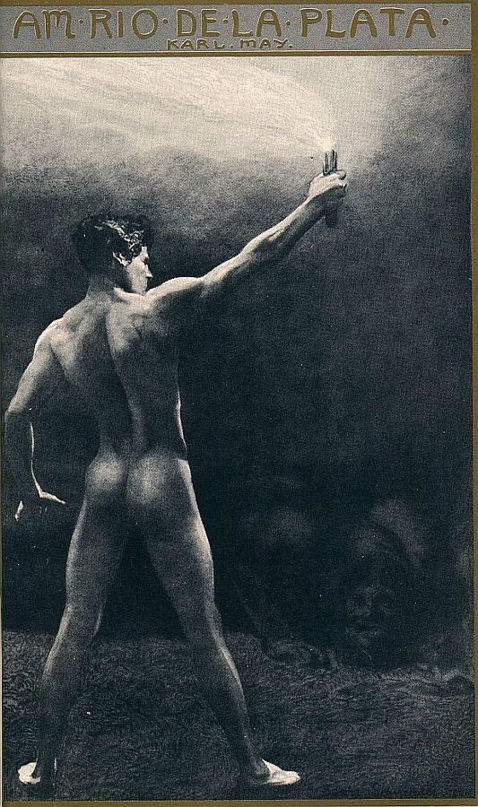 Саша Шнайдер (1870-1927), немецкий художник-символист  (16).jpg