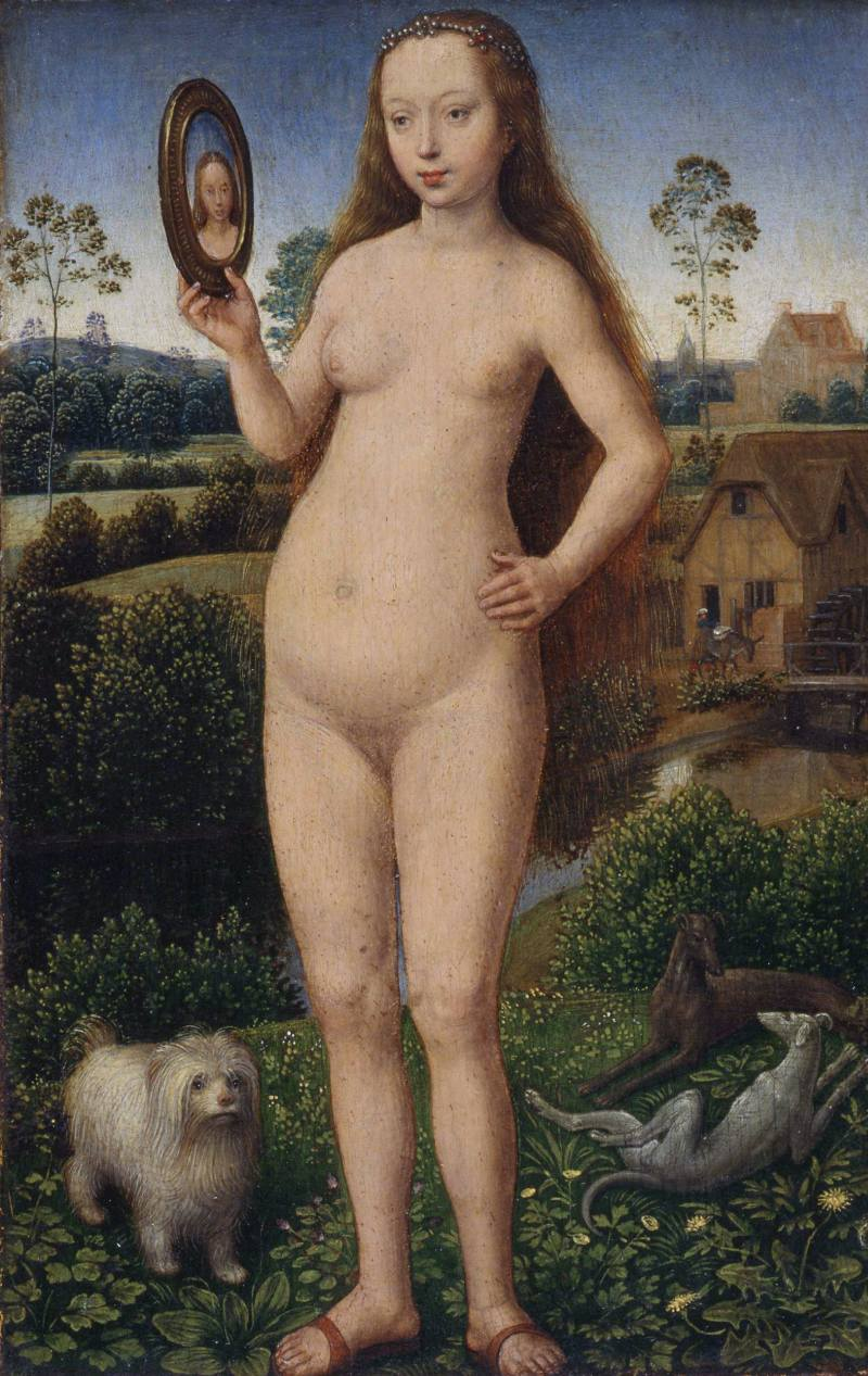 Ганс Мемлинг, Германия, ок. 1423 - 1494 г.jpg