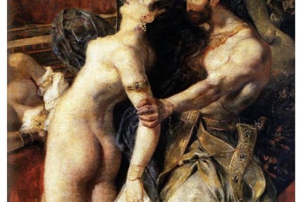 Скандал в Салоне: смерть, разврат и обнажёнка