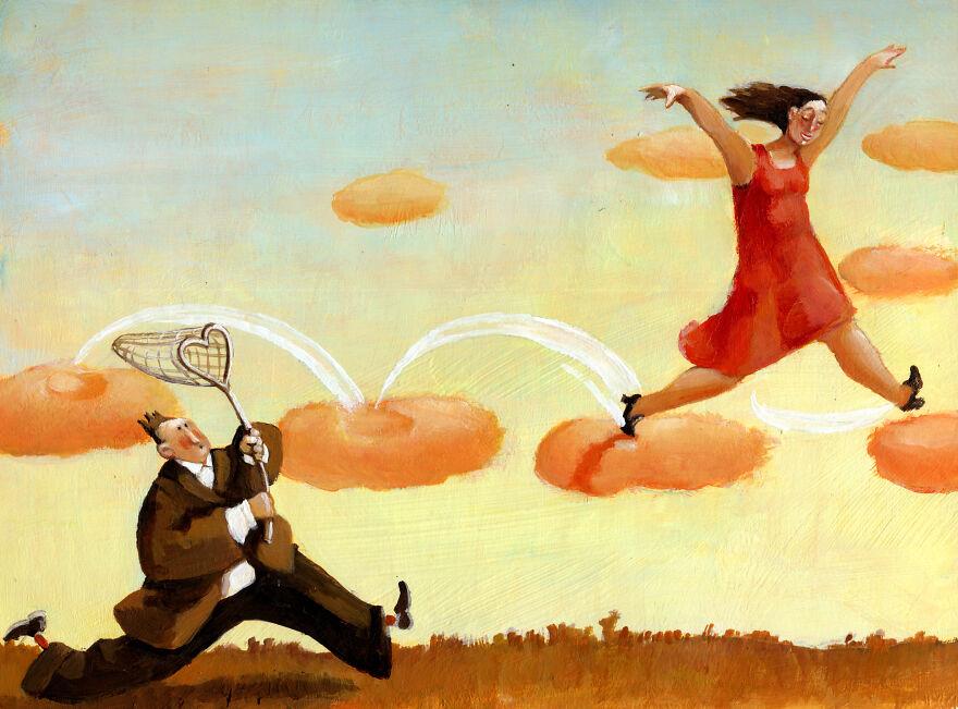 Кристина Бернаццани и ее сюрреалистические иллюстрации  (1).jpg