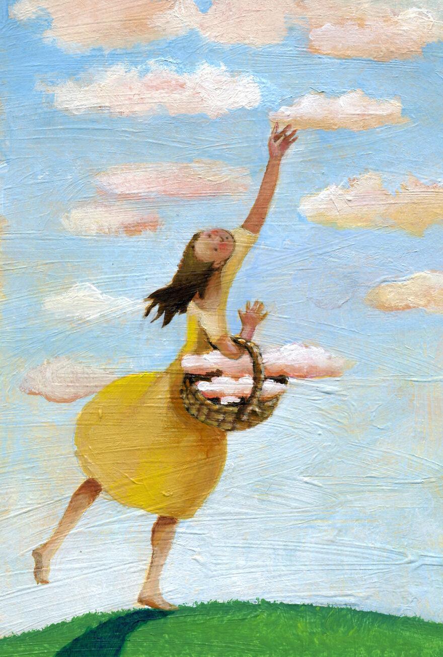 Кристина Бернаццани и ее сюрреалистические иллюстрации  (3).jpg