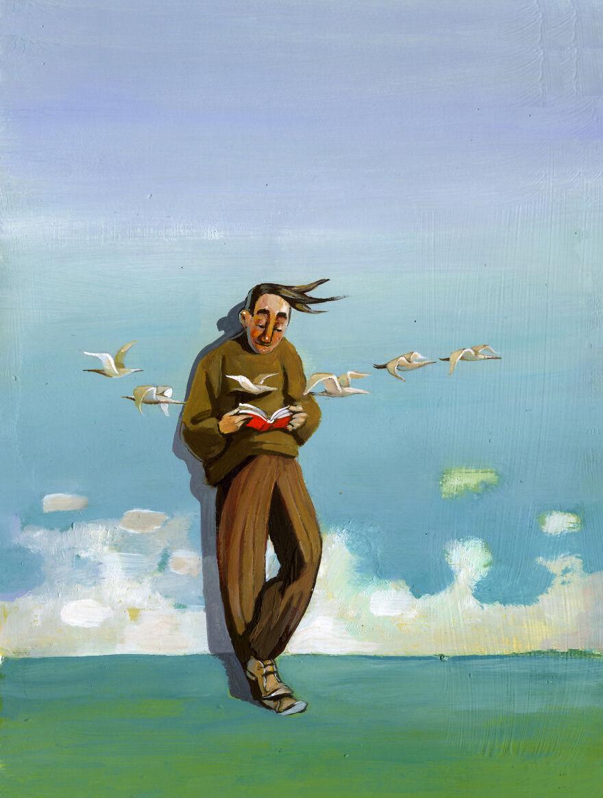 Кристина Бернаццани и ее сюрреалистические иллюстрации  (6).jpg