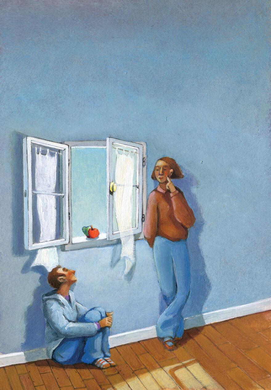 Кристина Бернаццани и ее сюрреалистические иллюстрации  (10).jpg