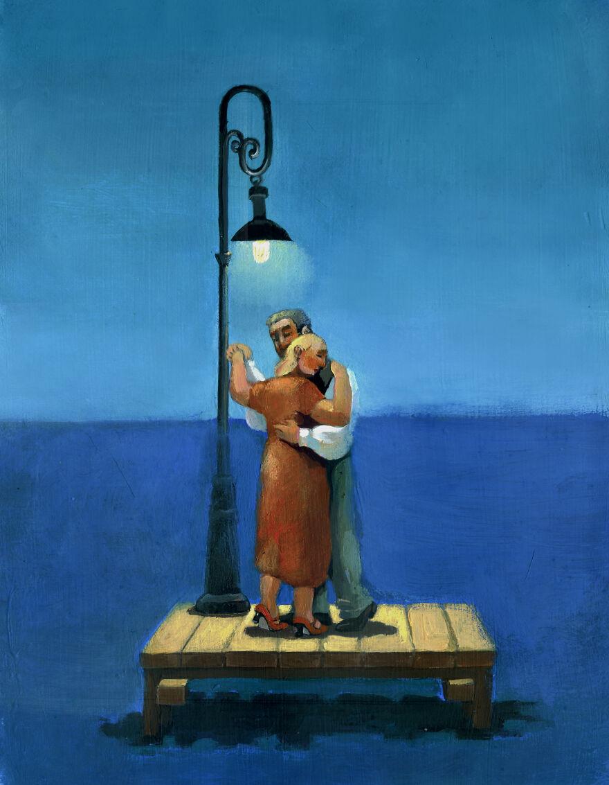 Кристина Бернаццани и ее сюрреалистические иллюстрации  (14).jpg