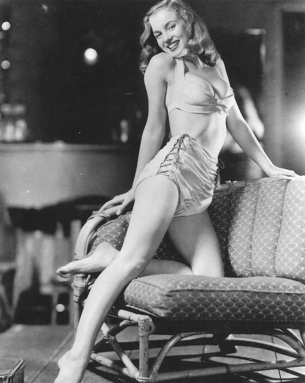 Когда Мэрилин Монро позировала Эрлу Морану  (7).jpg