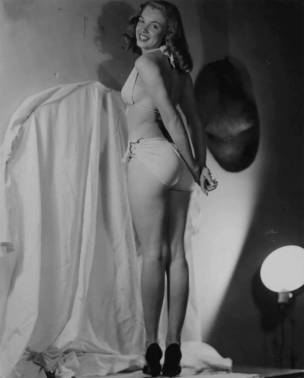 Когда Мэрилин Монро позировала Эрлу Морану  (8).jpg