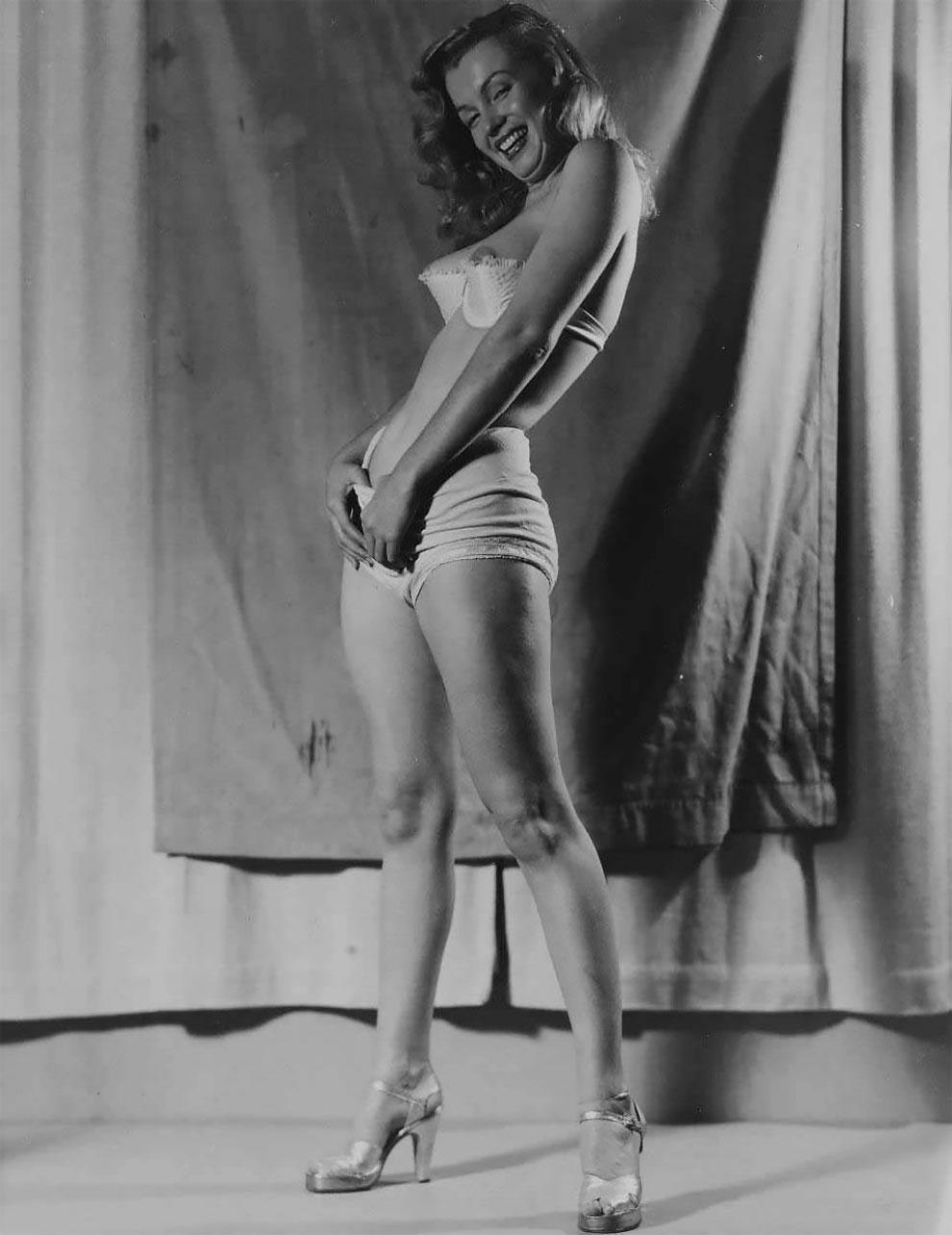 Когда Мэрилин Монро позировала Эрлу Морану  (10).jpg
