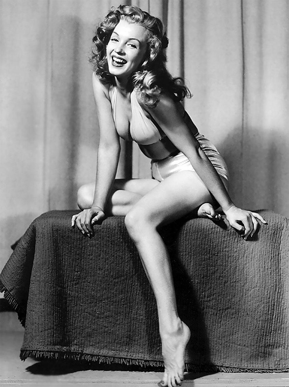 Когда Мэрилин Монро позировала Эрлу Морану  (11).jpg