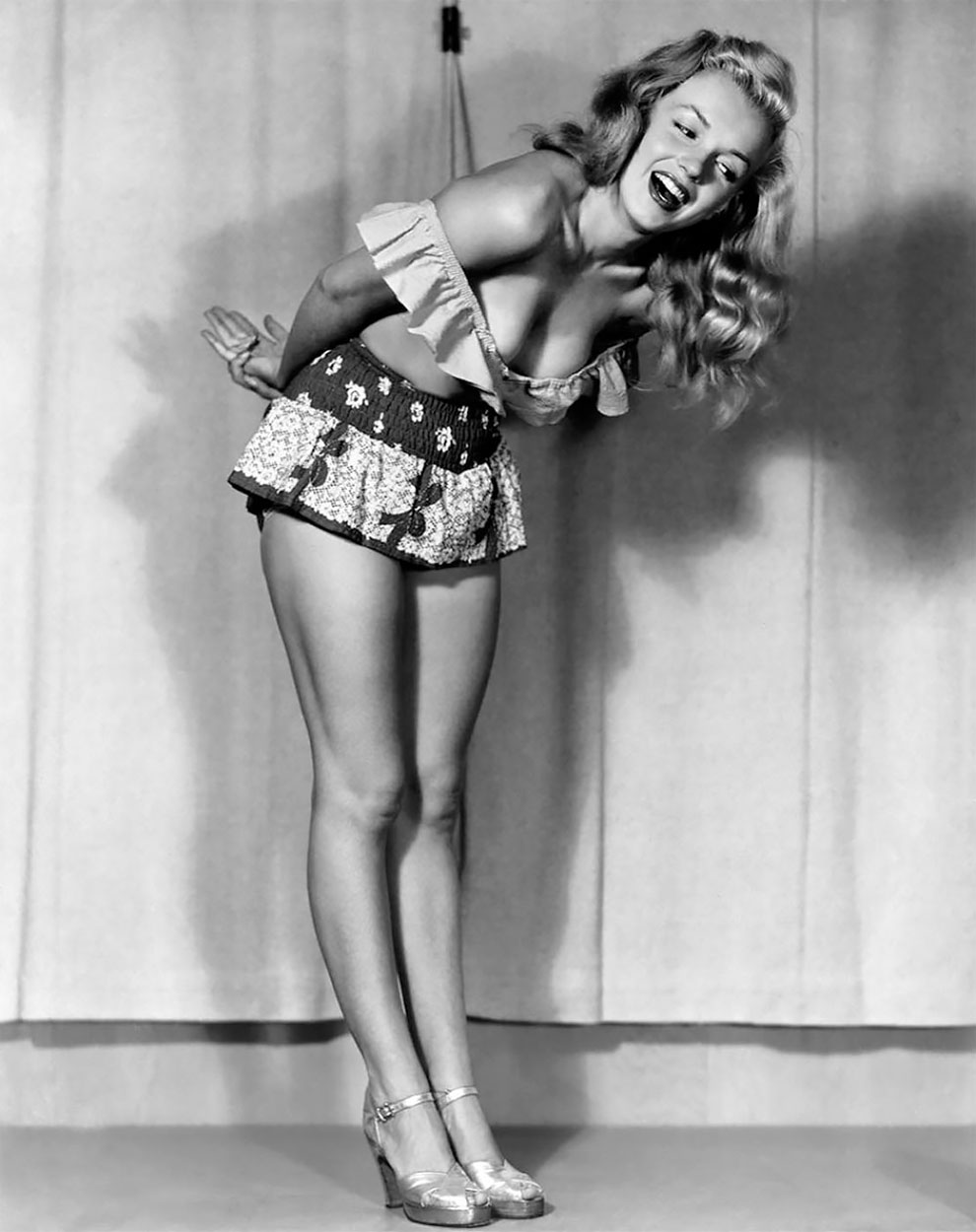 Когда Мэрилин Монро позировала Эрлу Морану  (12).jpg