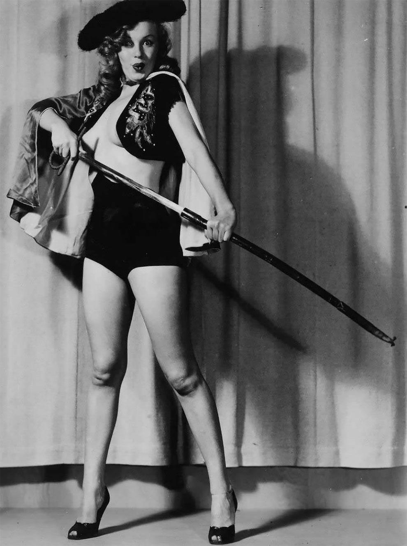Когда Мэрилин Монро позировала Эрлу Морану  (14).jpg