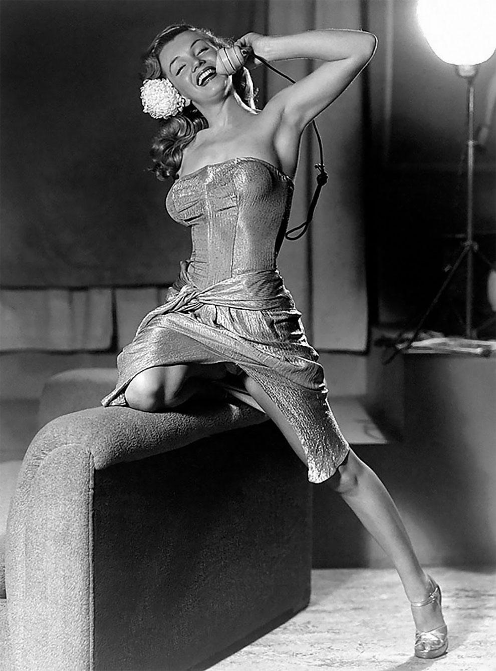 Когда Мэрилин Монро позировала Эрлу Морану  (16).jpg