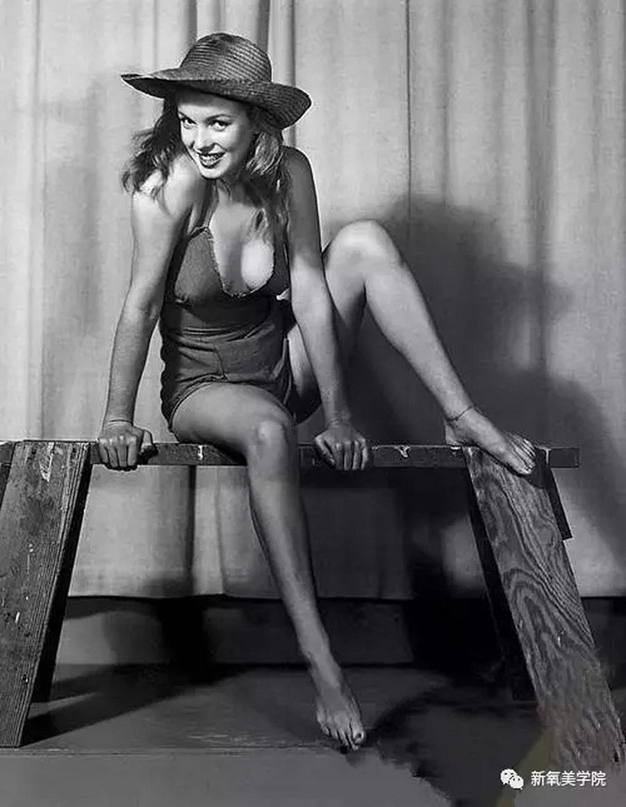 Когда Мэрилин Монро позировала Эрлу Морану  (17).jpg