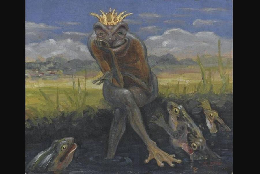Чешский художник-символист и иллюстратор Алоис Богач  (2).JPG