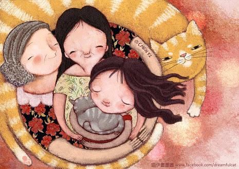 Кошки Чен-Йи Лин