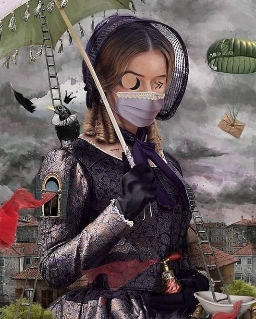 «Викторианский Сюрреализм» от Дурмуша Бахара (9).jpg