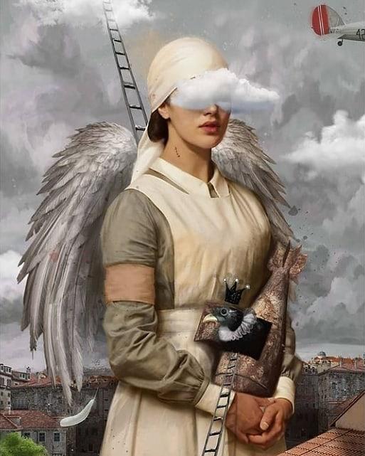 «Викторианский Сюрреализм» от Дурмуша Бахара (11).jpg