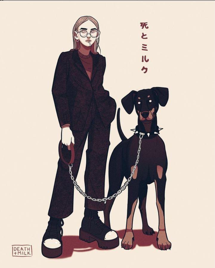 киберпанк-иллюстрации от Death & Milk (4).JPG