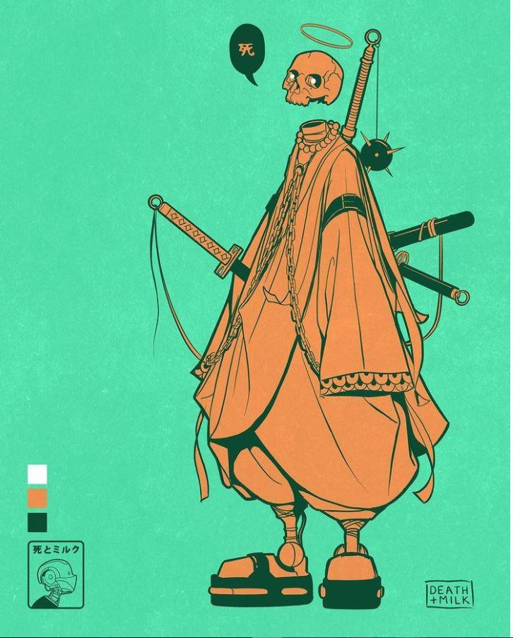 киберпанк-иллюстрации от Death & Milk (5).JPG